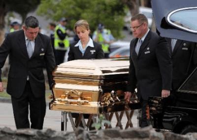 chrome caskets 7