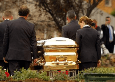 chrome caskets 8