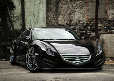 Black Chrome Car 5