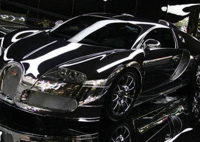 Black Chrome Car 6