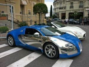 Chrome Car 10