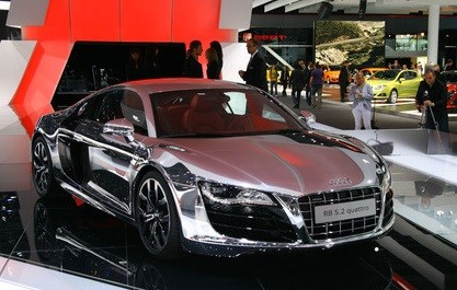 Chrome Car 23