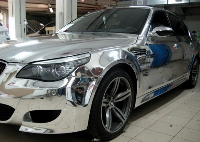 Chrome Car 26