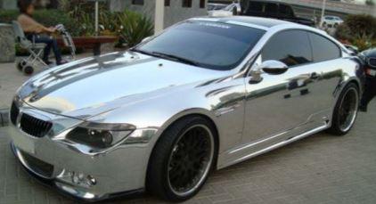Chrome Car 31