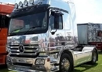 Chrome Truck