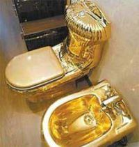 Gold Bathroom 3