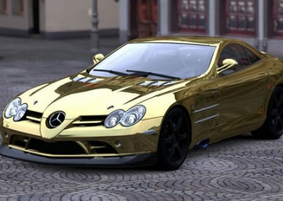 Gold Chrome car 5 (3)