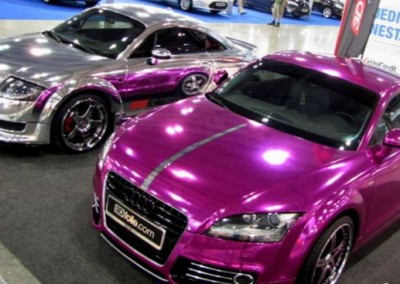 Purple Chrome Car 10 (3)