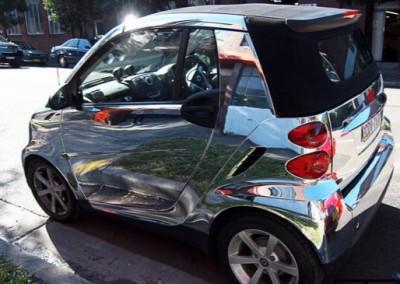 chrome car 1