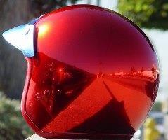 Chrome Helmet 1