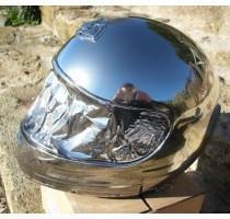 Chrome Helmet 10
