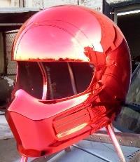 Chrome Helmet 2
