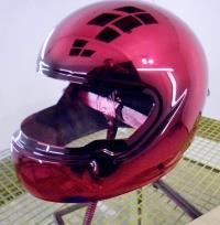 Chrome Helmet 7