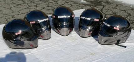 Chrome Helmets 3