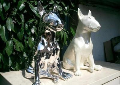 Chrome Ornaments 2