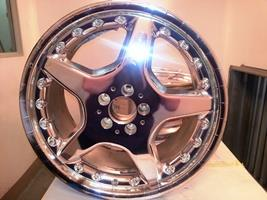 Chrome Sprayed Rim 3