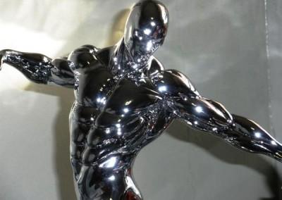 Chrome Statue 15