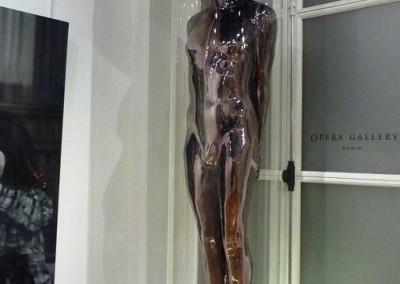 Chrome Statue 21