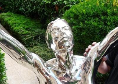Chrome Statue 25