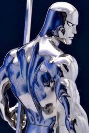 Chrome Statue 38