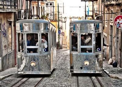 Chrome Trams