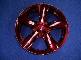 Red Tinted Rim 1