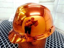 Tinted Hard Hat 4