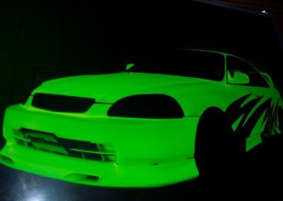 Glow In The Dark Cars Gallery Image 1