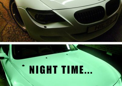 Glow In The Dark Cars Gallery Image 12