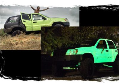 Glow In The Dark Cars Gallery Image 7