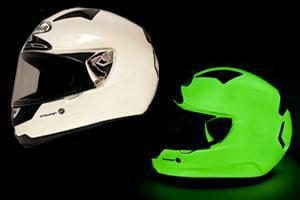 Glow In The Dark Helmets Gallery Image 3