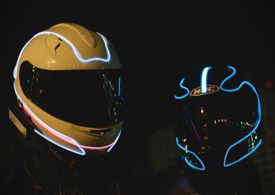 Glow In The Dark Helmets Gallery Image 5
