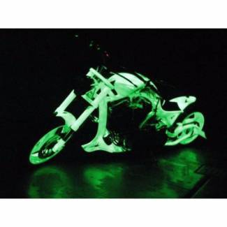 Glow In The Dark Motorbikes Gallery Image 12