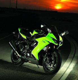 Glow In The Dark Motorbikes Gallery Image 4