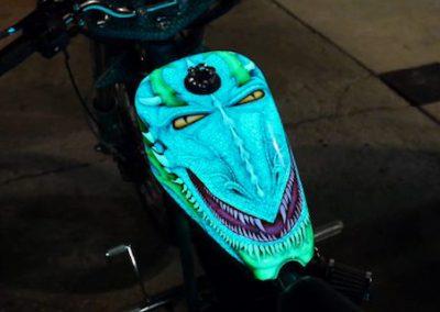 Glow In The Dark Motorbikes Gallery Image 8