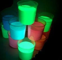 Glow In The Dark Pigments Gallery Image 2