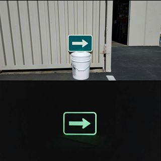 Glow In The Dark Safety Gallery Image 23