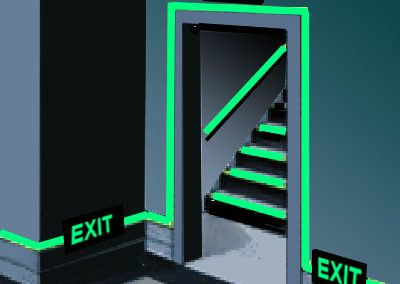 Glow In The Dark Safety Gallery Image 30