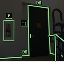 Glow In The Dark Safety Gallery Image 45