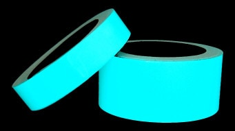 Glow In The Dark Tapes Gallery Image 1