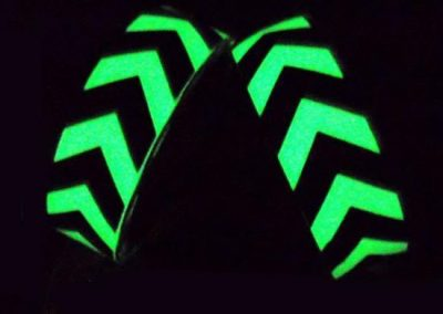 Glow In The Dark Tapes Gallery Image 4