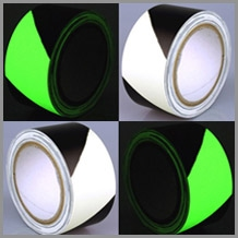 GLOW IN THE DARK TAPES