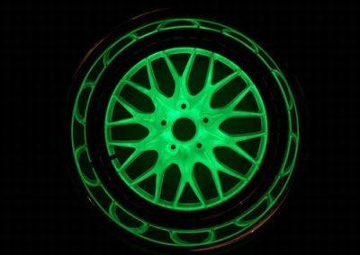 Glow In The Dark Wheels Gallery Image 1